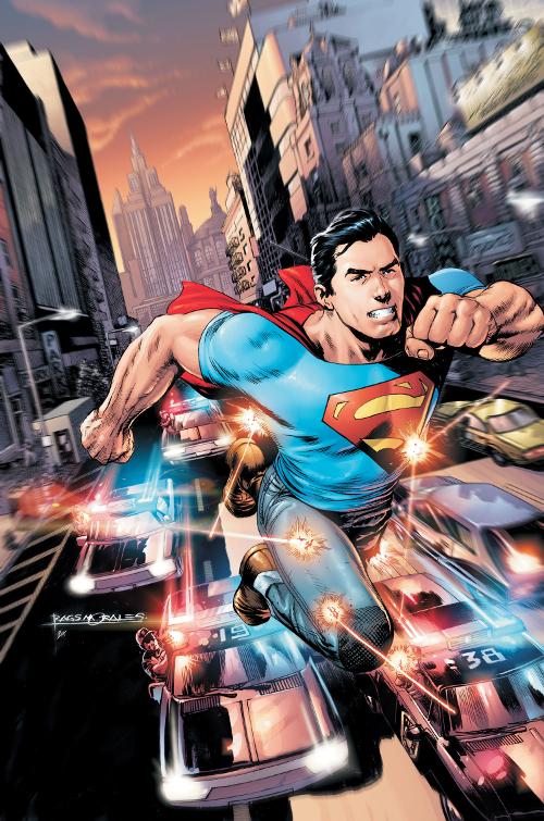 Superman New 52 Mark 1