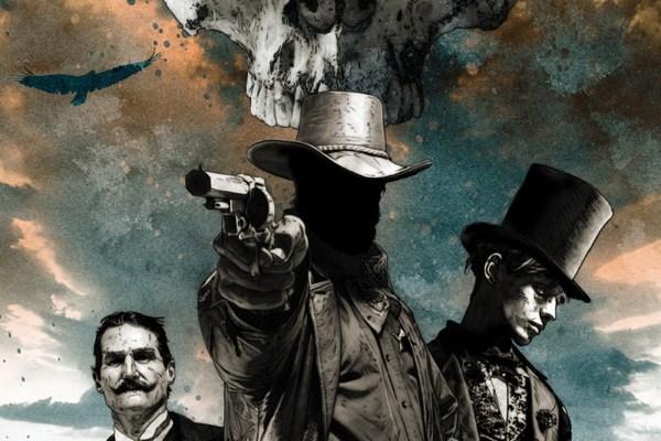 Jimmy Palmiotti talks his new western Kickstarter Abbadon and working with Adaptive Studios