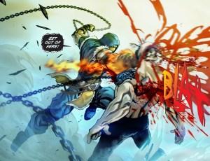 Mortal Kombat X (2015-) 001-010