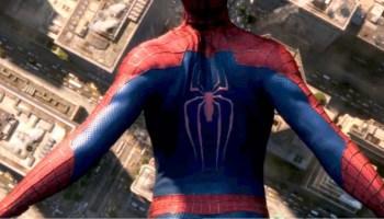Spider-Man-fall