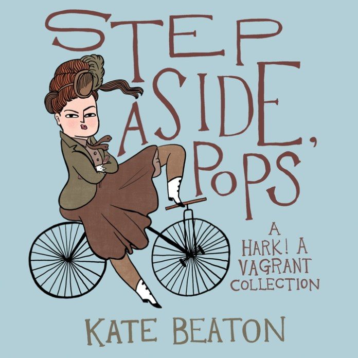 kate beaton step off pops