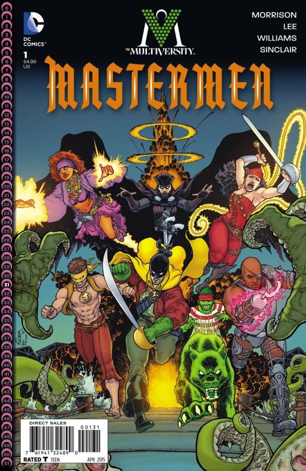 mastermen variant