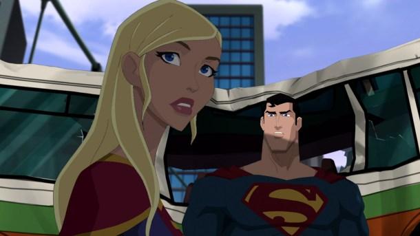 superman supergirl
