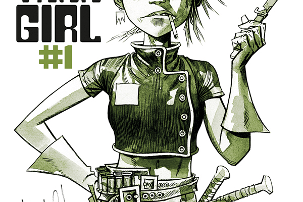 21st Century TANK GIRL will be published by Titan in June