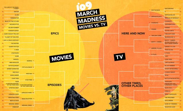 IO9 movies tv