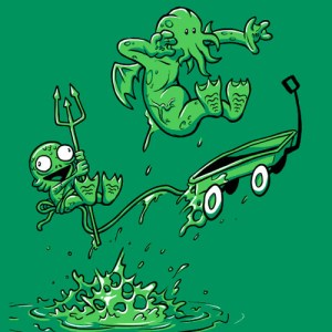 Cthulhu and Hobbes