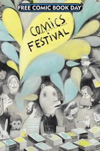 FCBD15 Comics Festival