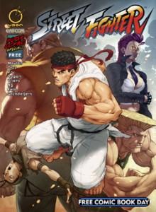 FCBD15 Street Fighter