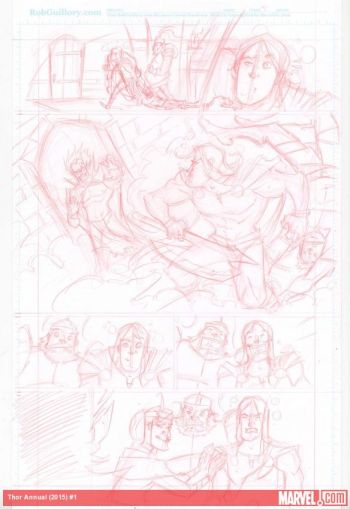 Mephisto arrives pencils