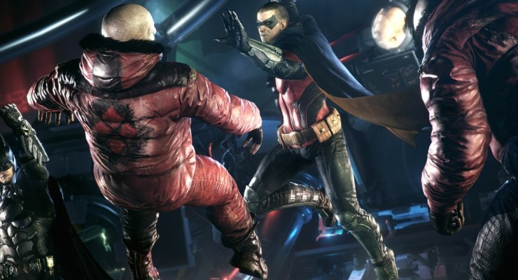 Batman: Arkham Knight, Now With More Nightwing, Robin, and Azrael?