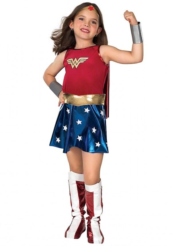 wonder woman childs costume halloween