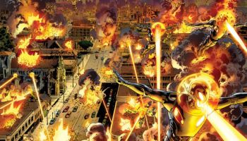 Ultron Comic