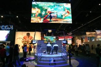 Street Fighter V stage