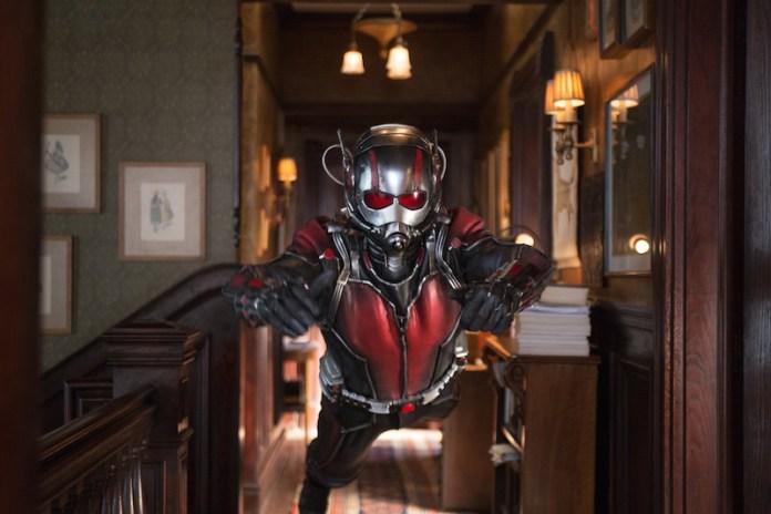 Marvel's Ant-Man..Scott Lang/Ant-Man (Paul Rudd) ..Photo Credit: Zade Rosenthal..? Marvel 2014