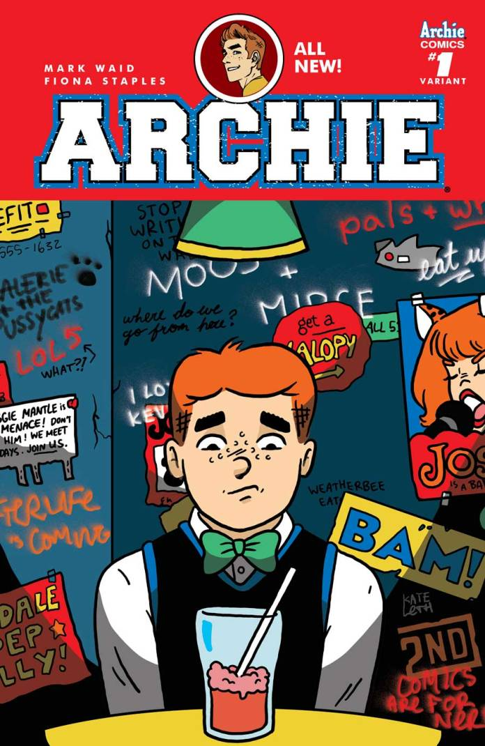 Archie#1BksMillion