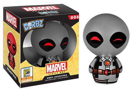 Dorbz: Marvel - X-Force Deadpool