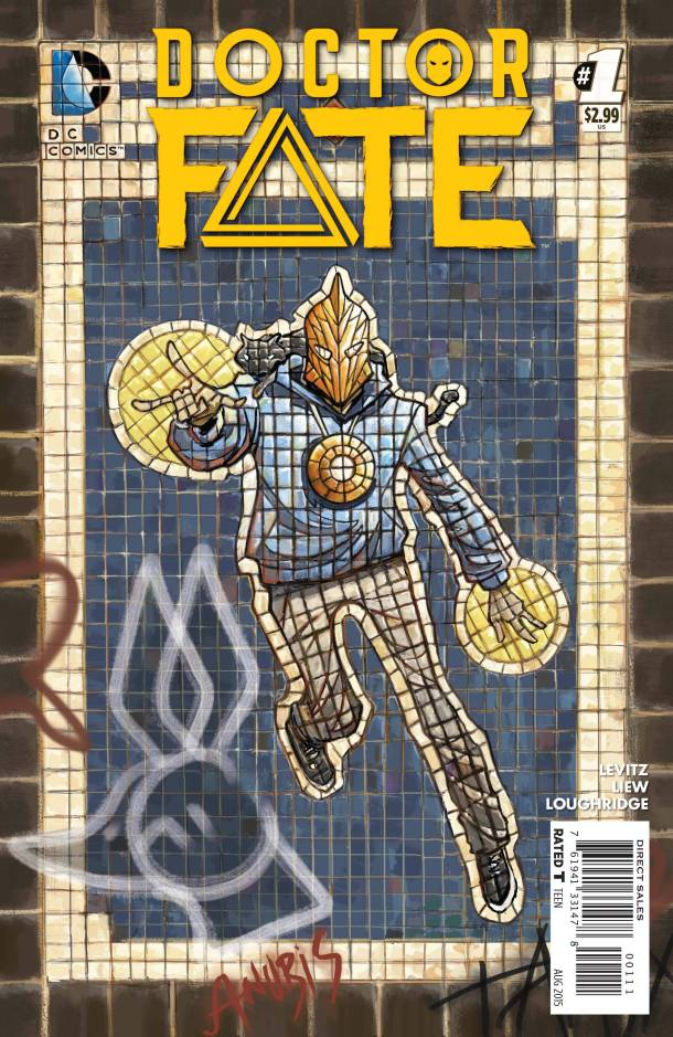 Doctor Fate #1