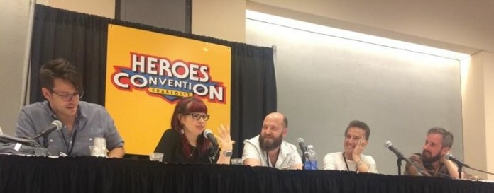 Matt Fraction, Kelly Sue Deconnick, Christian Ward, Bill Sienkiewicz, and Chip Zdarsky discuss upcoming comics