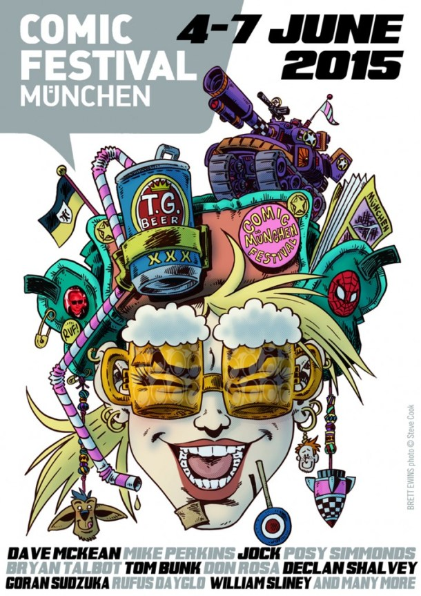 Munich CC 2015 poster