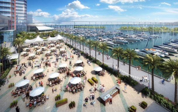 San Diego Marriott MarinaTerrace