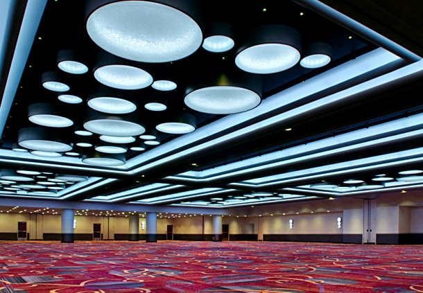 marriott marquis westside ballroom