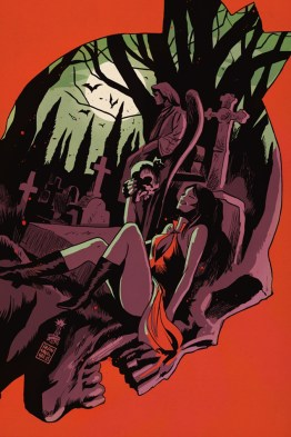 Who is Vampironica? (art by Francesco Francavilla)