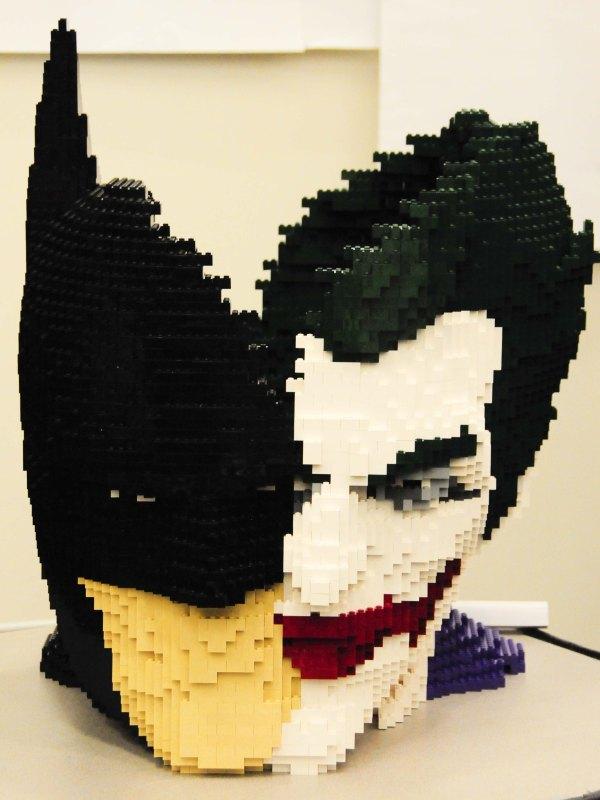 LEGO Batman Pixel Art