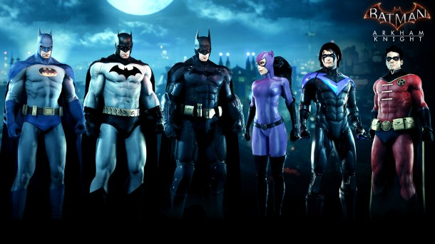 Bat-Family-Skin-Pack