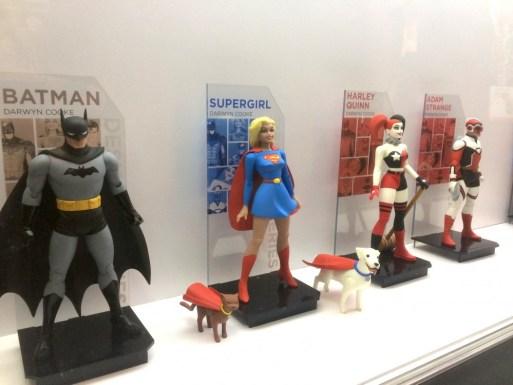DC Designer Series Line: Darwyn Cooke