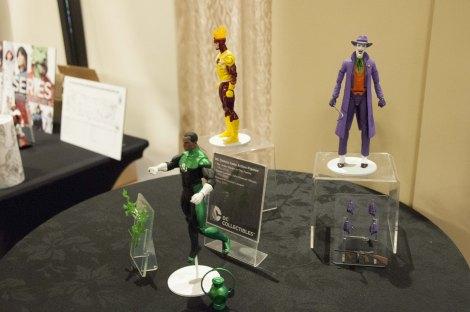 Firestorm, Green Lantern, The Joker