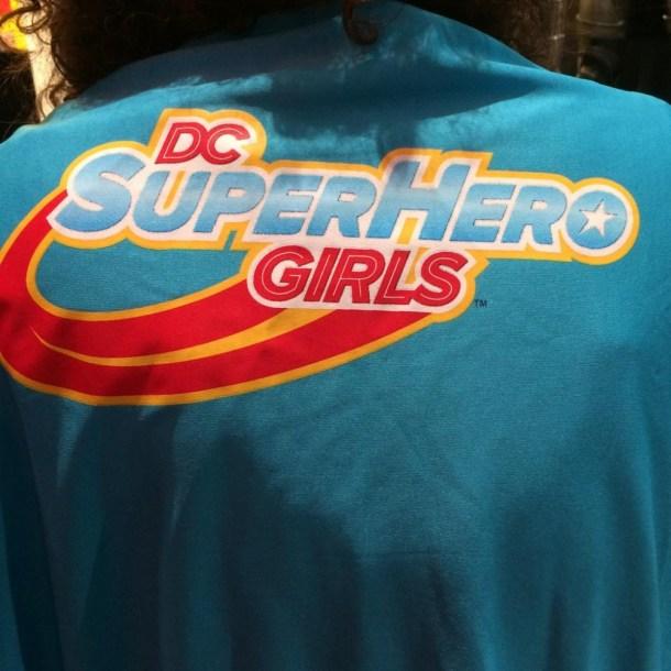 DCSuperheroGirls