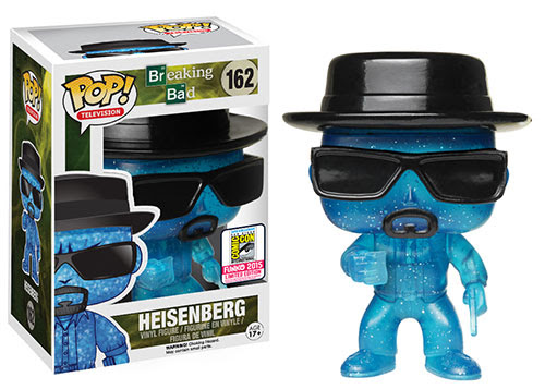 Pop! TV: Breaking Bad - Blue Crystal Heisenberg