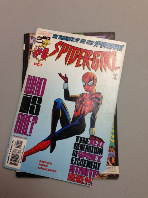 Spider-Girl #0