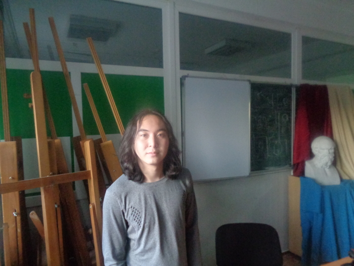 Kazakh Comics 5