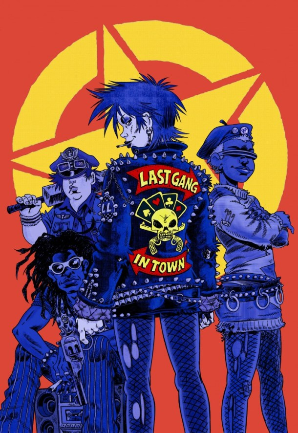 Last Gang in Town - promo