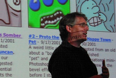 Scott McCloud - Education and Presentation