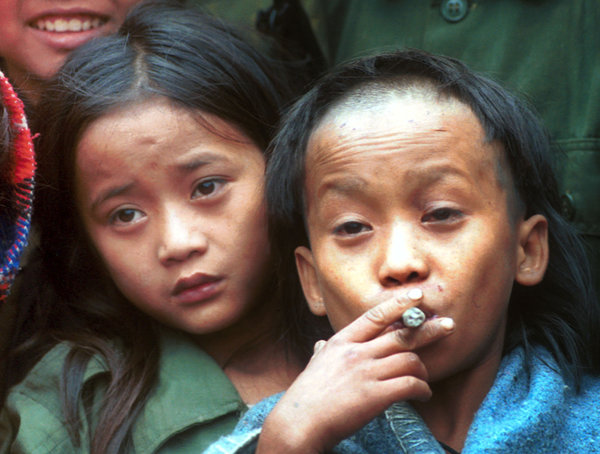 Htoo Twins,  Johnny and Luther