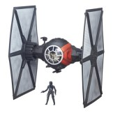 STAR WARS BLACK SERIES FIRST ORDER SPECIAL FORCES TIE FIGHTER 6IN