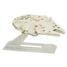 STAR WARS BLACK SERIES TITANIUM SERIES Vehicle_Millennium Falcon
