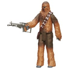 STAR WARS TFA 12IN SERIES DELUXE FIGURE_Chewbacca