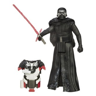 STAR WARS TFA ARMOR UP 3.75IN_Kylo Ren