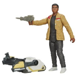 STAR WARS TFA BUILD-A-WEAPON 3.75IN_Finn