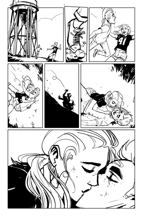 First Look: Annie Wu reveals the truth behind Archie's