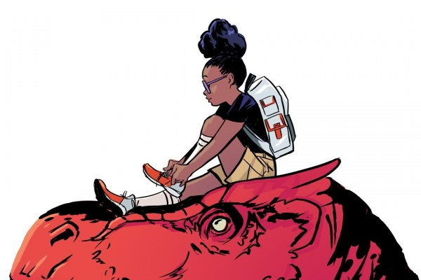 Moon Girl & Devil Dinosaur Animated Series In Development at Disney