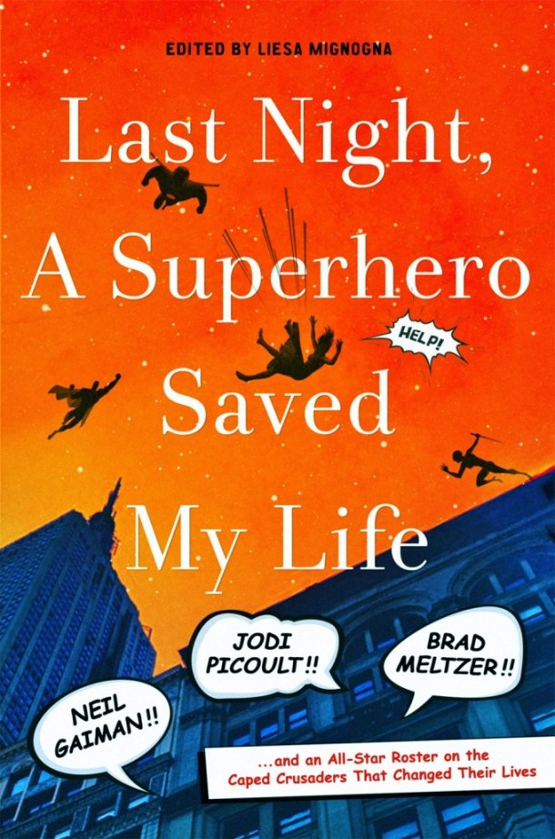 superhero saved