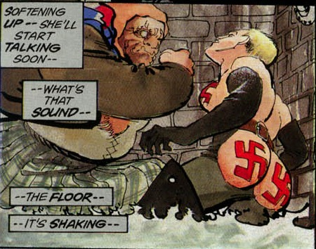 Frank Miller is planning Sin City: The Homefront with Nazis in New ...