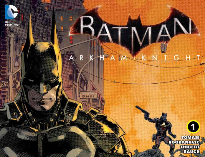 Batman - Arkham Knight (2015-) 001-000
