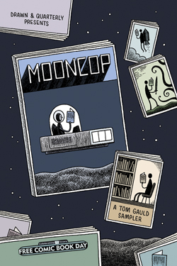 DRAWN & QUARTERLY - MOONCOP FCBD 2016