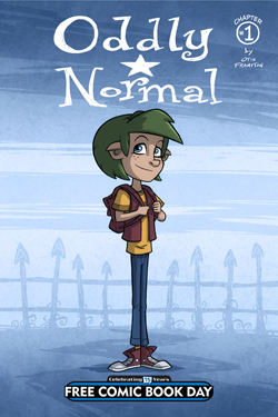 IMAGE - ODDLY NORMAL FCBD 2016