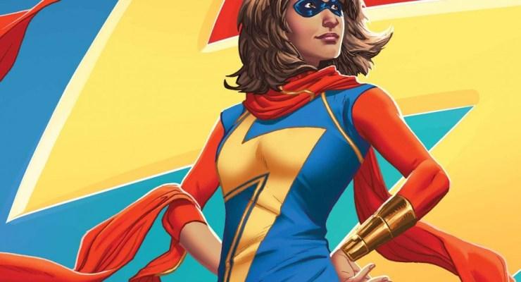 Kamala Khan Enters Marvel's Mobile Battle